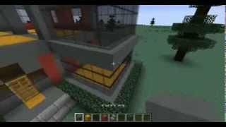 [Auchai ChaiTV]สร้างบ้านในมายคราฟ 1.7.2 p.01