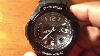 getlinkyoutube.com-Review of Casio G-Shock GW3000BB-1A