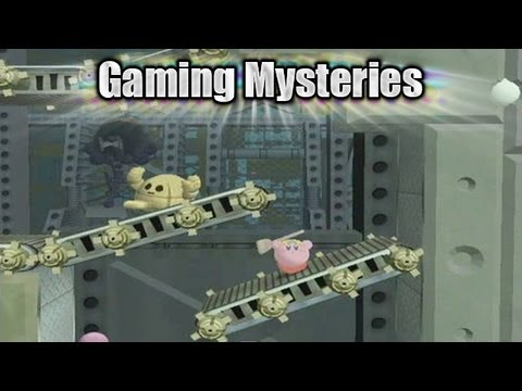 Gaming Mysteries: Kirby Adventure (Gamecube / Wii) UNRELEASED