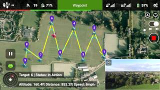 getlinkyoutube.com-Litchi App Dji phantom 3 advanced