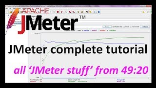 JMeter Load Testing Beginner tutorial