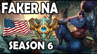 getlinkyoutube.com-SKT T1 Faker YASUO vs ZED Ranked Challenger NA