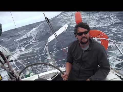 Segeln: Atlantik-Segeln bei 30 Knoten Downwind
