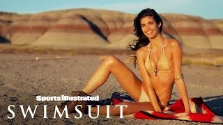 getlinkyoutube.com-Sara Sampaio Explores America On Route 66 | Uncovered | Sports Illustrated Swimsuit