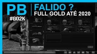 Point Blank -  Como é uma conta general falida | Full Gold