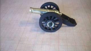 getlinkyoutube.com-Реальная мини-пушка (The real mini cannon)