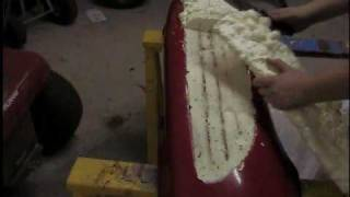 getlinkyoutube.com-Reshaping my front bumper (1997 Chevrolet Cavalier)