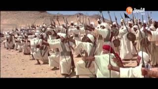 getlinkyoutube.com-اجمل مقطع في فيلم الرسالة غزو بدر