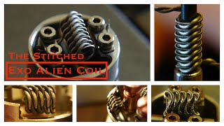 getlinkyoutube.com-How to Build a Stitched Exo Alien Coil