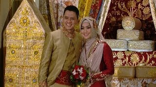 getlinkyoutube.com-Pernikahan Oki Setiana Dewi dan Ory Vitrio - Intens 13 Januari 2014