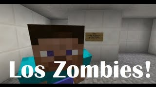 getlinkyoutube.com-Los Zombies!     HolaSoySteve