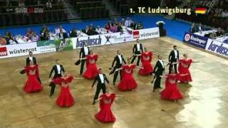 IDSF 2010 EM Formation Standard - 1. TC Ludwigsburg