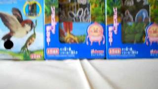 getlinkyoutube.com-2012/2/19 今日買ってきた「こびとづかん」(食玩)の紹介