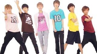 getlinkyoutube.com-【むすめん。】Last Regret(Practice Dance Shot Ver.)