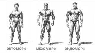 getlinkyoutube.com-Худощавый (Эктоморф) и генетика. Так ли плохо? Как накачаться худому - правила