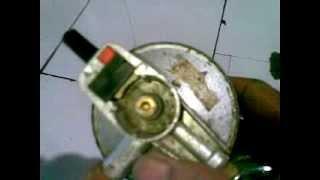 servis regulator kompor gas dengan cepat bagian 2