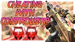 getlinkyoutube.com-CHEATING WITH A CONTROLLER? - Black Ops 2 PC Nuclear - (Call of Duty: Black Ops 2)