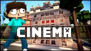 Minecraft - Cinema