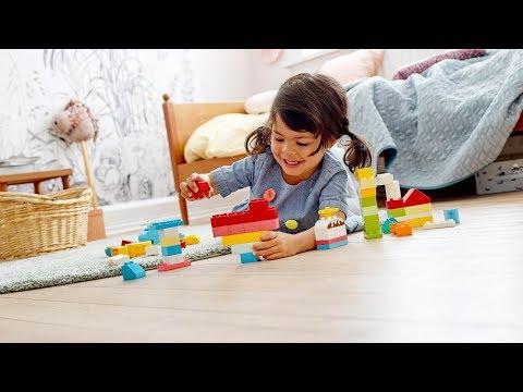 LEGO Duplo Classic Heart Box - 10909