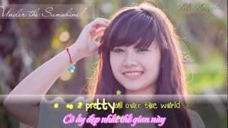 getlinkyoutube.com-She - Groove Coverage [Kara+Vietsub]