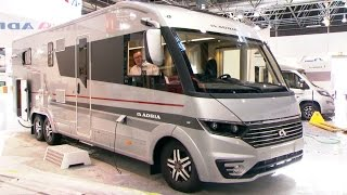 The Practical Motorhome Adria Sonic Supreme 810 SC review