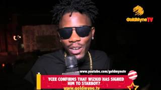 getlinkyoutube.com-YCEE CONFIRMS SIGNING TO WIZKID'S STARBOY?
