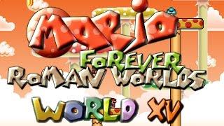 getlinkyoutube.com-Mario Forever Roman Worlds - World XV