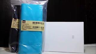 getlinkyoutube.com-Xiaomi 16000mah Power Bank- Unboxing & Genuine Check