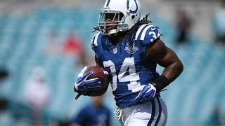 Ultimate Trent Richardson Highlights | HD