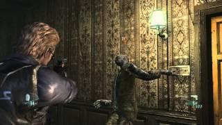 getlinkyoutube.com-Resident Evil Revelations - Raid Mod - Albert Wesker S.T.A.R.S