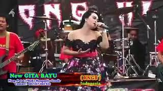 Riza Marcella - Terluka New Gita Bayu terbaru Live ADK Kedungklanting Lamongan