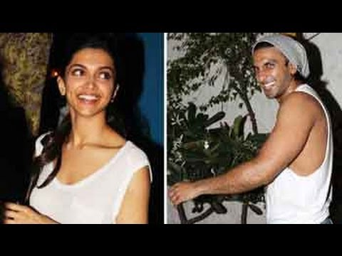 Love in the air for Ranveer, Deepika?