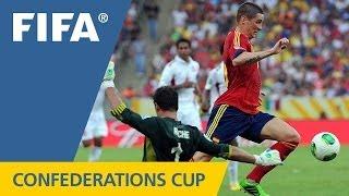 getlinkyoutube.com-Spain 10:0 Tahiti, FIFA Confederations Cup 2013
