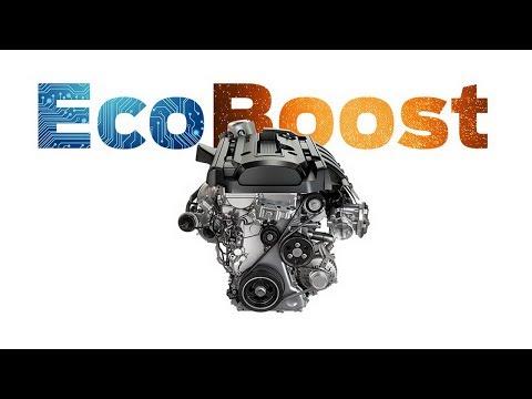 Самый сложный двигатель Ford Ecoboost. Дорогой МАЛЫШ!