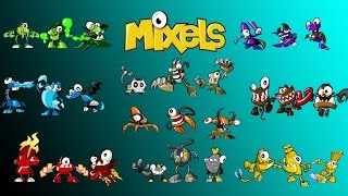 getlinkyoutube.com-Calling All Mixels - The Mixels Animation!
