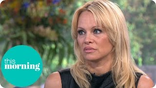 getlinkyoutube.com-Pamela Anderson On Porn's Dark Side | This Morning