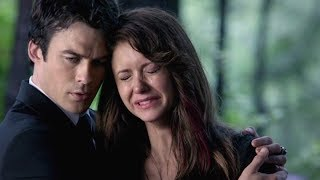 getlinkyoutube.com-The Vampire Diaries 5x04 Bonnie's funeral & reminiscence Music: Birdy - Without a Word