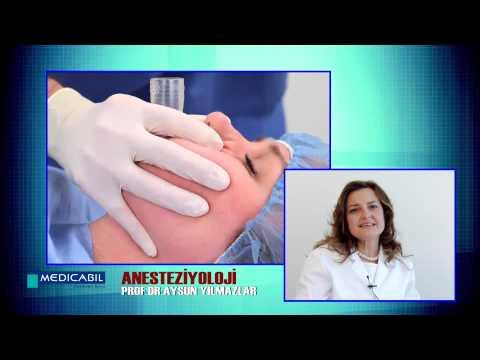Ağrı Duygusunun Giderilmesi ve Anesteziyoloji Uygulamaları