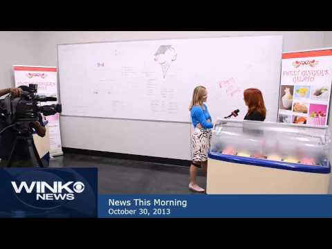 WINK TV News This Morning at Gelato Lab | Segment 4