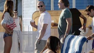 getlinkyoutube.com-Jason Statham and Rosie Huntington Whiteley in Miami
