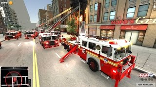 getlinkyoutube.com-EmergeNYC Tech Demo  | Live Stream | FDNY, NYPD & EMS Responding To A 10-75 All Hands Structure Fire