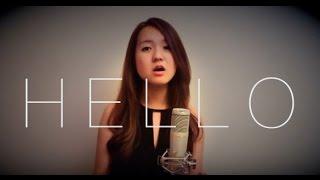 getlinkyoutube.com-Hello - Adele (COVER by Grace Lee)