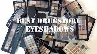Best & Worst Drugstore Eyeshadow Palettes