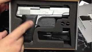 getlinkyoutube.com-Jimenez JA9 9mm compact pistol review - As cheap as it gets