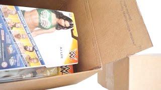 getlinkyoutube.com-Ringside Collectibles WWE Series 53 Package Unboxing!! Plus Bonus Package!!