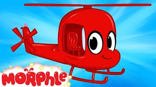 getlinkyoutube.com-My Red Helicopter - My Magic Pet Morphle Episode #20