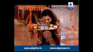 getlinkyoutube.com-Swaragini: Ragini hopes to win Lakshya back on Karwa Chauth