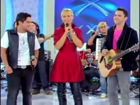 TV Xuxa - Videos- Rede Globo - Jorge e Mateus participam pela primeira vez do TV