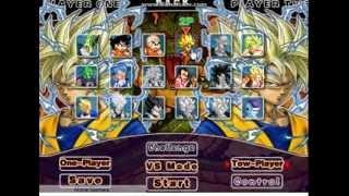 getlinkyoutube.com-[Online Games] Dbz Fierce Fighting V 2.2