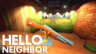 getlinkyoutube.com-Hello Neighbor - Casket Opened! Secret Room! ENDING Revealed! (PC Gameplay 1080p60)